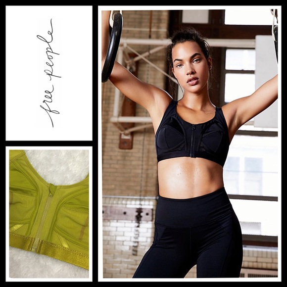 ac177a7d7347c Free People Other - Free People Lira Sports Bra NWOT